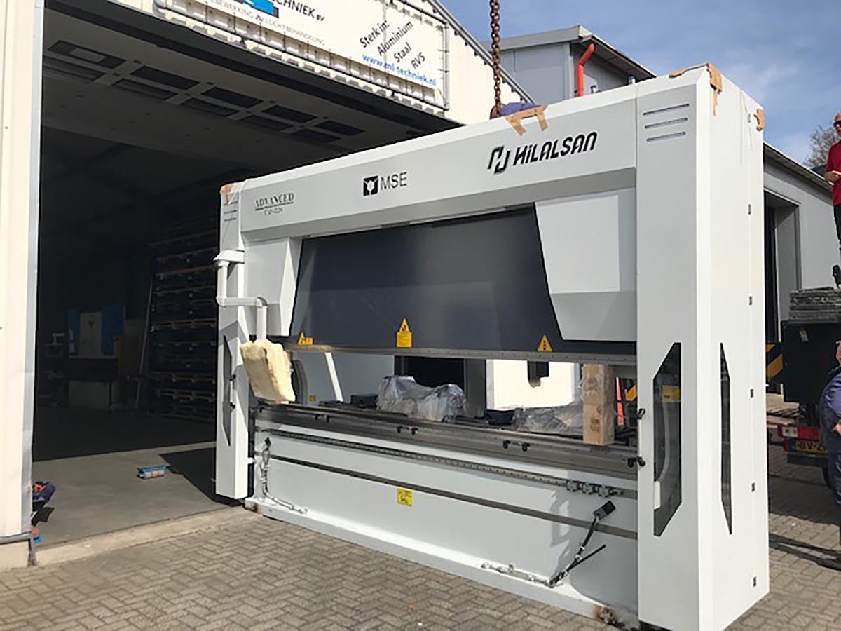 kantbank Hilalsan CAP4220 CNC